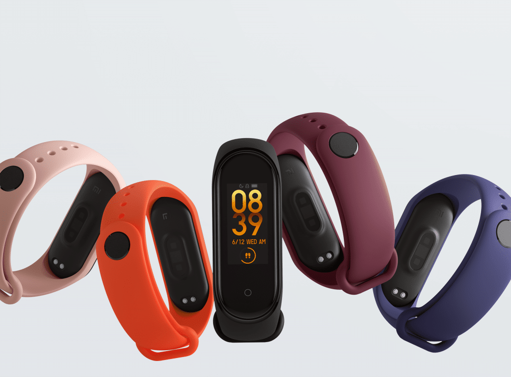 Mi Band 4 – Xiaomi Fitness Tracker