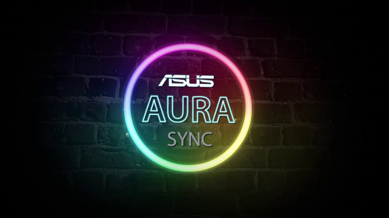 Asus aura not working